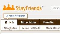 Stayfriends löschen - so kann man den Account kündigen