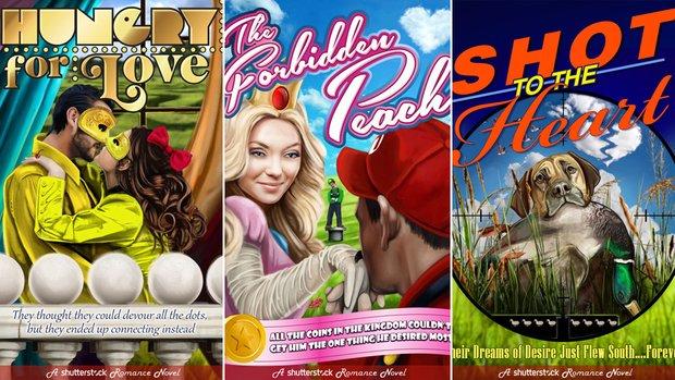Pixel-Kitsch: Klassische Videospiele als Romantik-Romane
