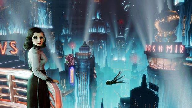 BioShock Infinite: Bekannte Gesichter hinter den Kulissen des Burial at Sea-DLC