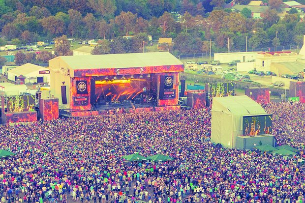 Deichbrand 2014: Rockfestival am Meer mit Cro, Heaven Shall Burn, Prodigy