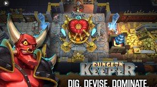 Dungeon Keeper: Paywall auf iOS und Android sorgt für Shitstorm, EA reagiert auf Vorwürfe
