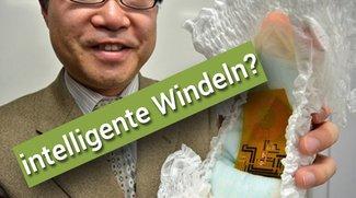 Intelligente Windeln, böses WhatsApp und Windows Partnerschaft