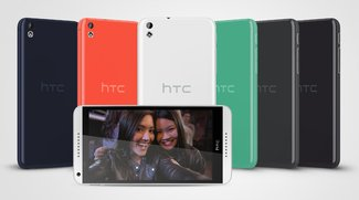 HTC Desire 816: Mittelklasse-Phablet mit LTE &amp&#x3B; BoomSound vorgestellt [MWC 2014]