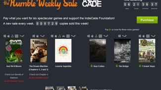 Humble IndieCade Bundle: Luxeria Superbia, Dear Esther und mehr Indies zum Sparpreis