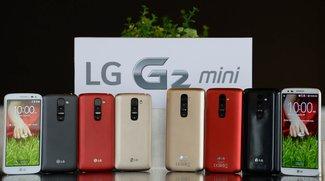 "LG G2 mini: Abgespeckte ""Mini""-Variante im Hands-On-Video [MWC 2014]"