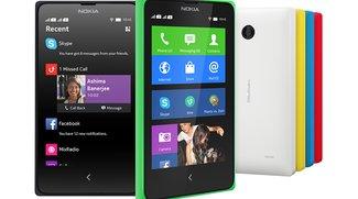 Nokia X &amp&#x3B; Nokia XL: Die ersten Android-Smartphones aus Finnland im Hands-On-Video [MWC 2014]