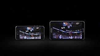 """Samsung-Werbung: """"Hey Apple, wir haben den Größeren!"""" (Kommentar)"""