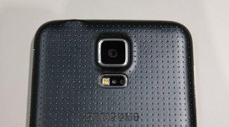 Samsung Galaxy S5: Unser erster Eindruck im Hands-On Video (MWC 2014)