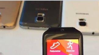 Hallo Samsung Galaxy S5! Leak zeigt drei Farbvarianten (Video)
