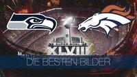 Die besten Bilder vom Super Bowl 2014
