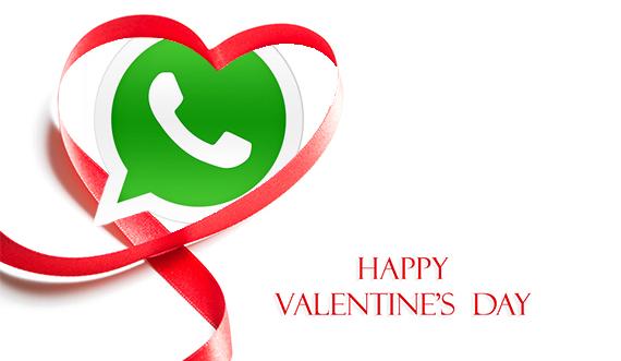Valentinstag: Schöne Liebes-Sprüche für WhatsApp und Facebook – GIGA