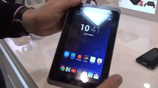 Acer Iconia B1-720: Günstiges Einsteiger-Tablet im Hands-On-Video [MWC 2014]