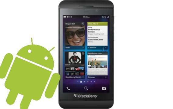 Blakcberry Os 10 Ghjnbd Android