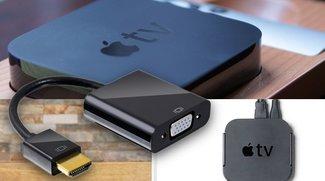 Apple TV: Halterungen und weiteres Zubehör vorgestellt