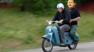 HTCs CEO sucht den Rollerfahrer, der ihn pünktlich zum MWC brachte