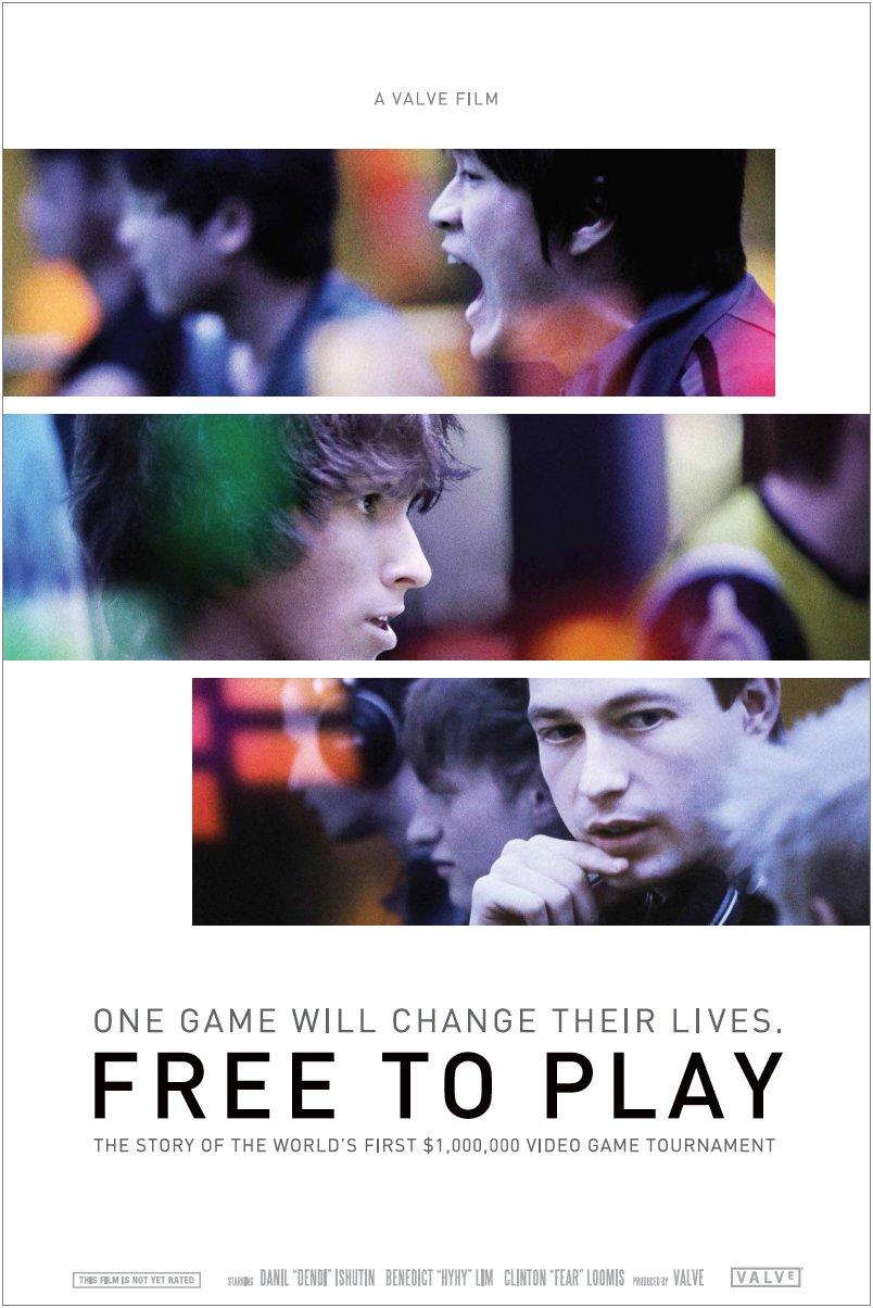 Free To Play - The Movie: Erster Trailer zum Valve-Film über DOTA-Pros ist da!