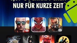 Gameloft-Spiele: Modern Combat 4, Order &amp&#x3B; Chaos Online und weitere kurze Zeit für 0,89 Euro