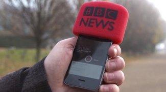 Tutorials: iPhone als Kamera und Aufnahmegerät für (BBC-)Journalisten
