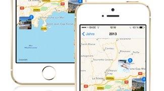 iOS 7: Kartendarstellung der Foto-App – so geht's… (Mini-Tipp)