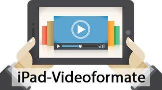 Videoformate für das iPad: Was wird unterstützt?