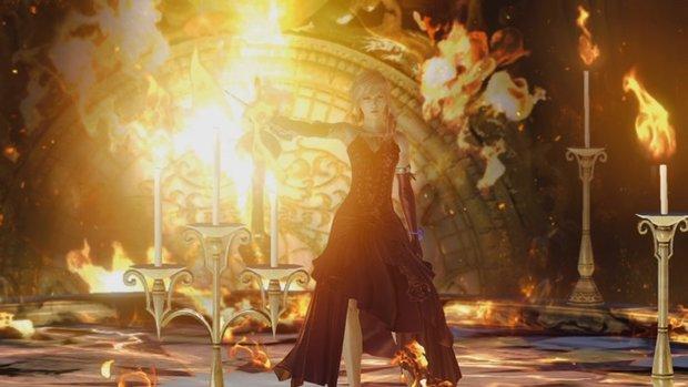 Final Fantasy: Lightning könnte auch in Zukunft in Erscheinung treten