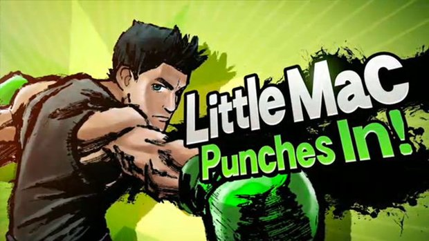 Super Smash Bros.: Little Mac aus Klassiker Punch-Out als neuer Kämpfer angekündigt