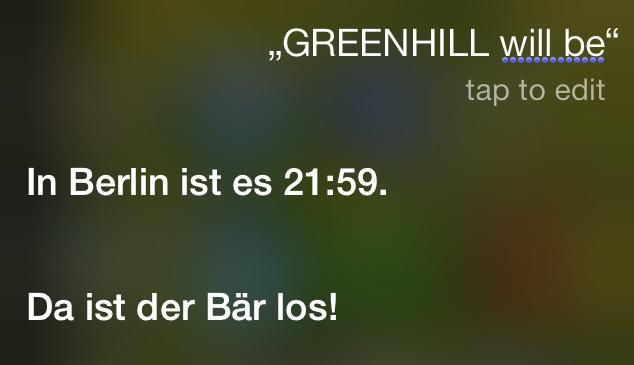Lustige Siri Sprueche 8
