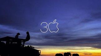 1.24.14: Dieser Apple-Werbespot wurde von 15 Teams mit 100 iPhones gedreht