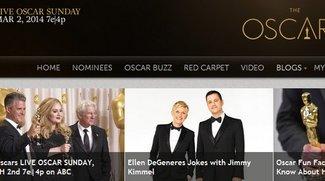Oscars 2014: Die wichtigsten Infos - Favoriten, Live-Stream und TV-Übertragung