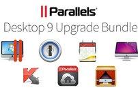 Parallels 9 Upgrade-Bundle mit 1Password, Fantastical, CleanMyMac 2, Kaspersky und mehr