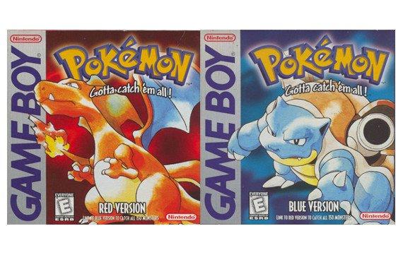 Pokémon Rote & Blaue Edition