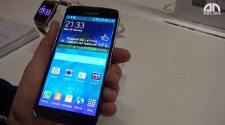 Samsung Galaxy S5: Smartphone-Topmodell im Hands-On-Video [MWC 2014]