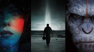 Science-Fiction-Filme 2014: Die Highlights von Nolan bis Scarlett Johansson