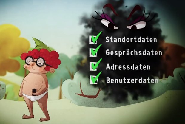 CheckYourApp: TÜV Rheinland überprüft Apps auf Datenschutz, Angry Birds in der Kritik