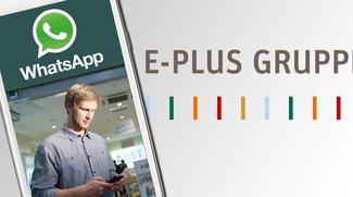 WhatsApp &amp&#x3B; E-Plus: Prepaid-Tarif startet in Kürze, neue Details zu Preisen