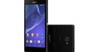 Sony Xperia M2: Sonys neues Mittelklasse-Phone im Hands-On-Video [MWC 2014]