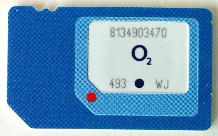 Eine Triple-SIM-Karte. Bildquelle: Caschy