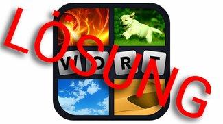4 Bilder 1 Wort: Die Lösungen für alle Bilder (iOS und Android)