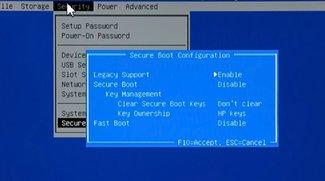 BIOS Passwort vergessen: So kann man das Kennwort zurücksetzen