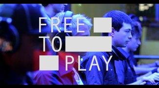 Free to Play – The Movie: 1,6 Mio $ Preisgeld, schöne Einblicke in die E-Sportszene