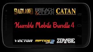 Humble Bundle 4 für Android: Jetzt mit drei Spielen mehr! (Update)