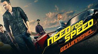 Need for Speed Gewinnspiel - Kino-Tickets, Poster und mehr!