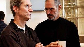 Tim Cook erinnert in Mail an Mitarbeiter an Steve Jobs