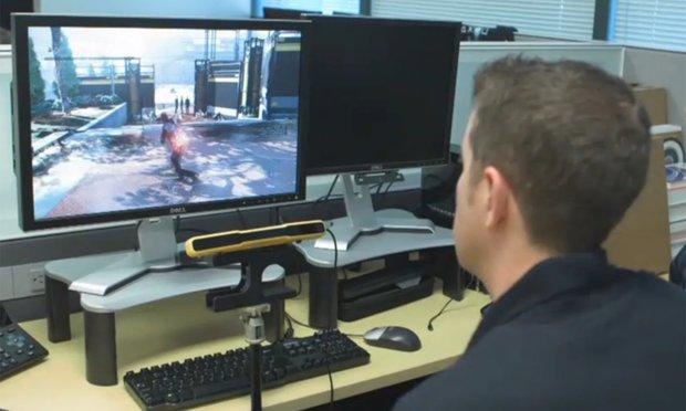 PlayStation: Dank Eye-Tracking Games per Blick und Blinzeln steuern
