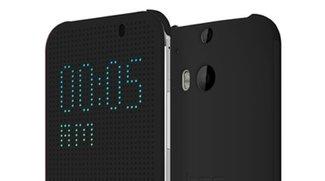 HTC One (2014): Flip-Cover in vielen Farben geleakt, Google Play Edition soll kommen
