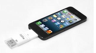 Neue i-FlashDrive-Modelle auf der CeBIT 2014 vorgestellt