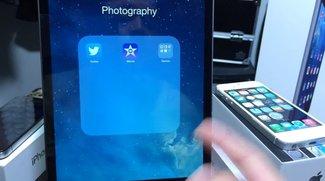 iOS 7.1: Bug erlaubt Ordner im Ordner und Verstecken vorinstallierter Apps