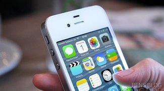iOS 7.1 macht iPhone 4 deutlich schneller