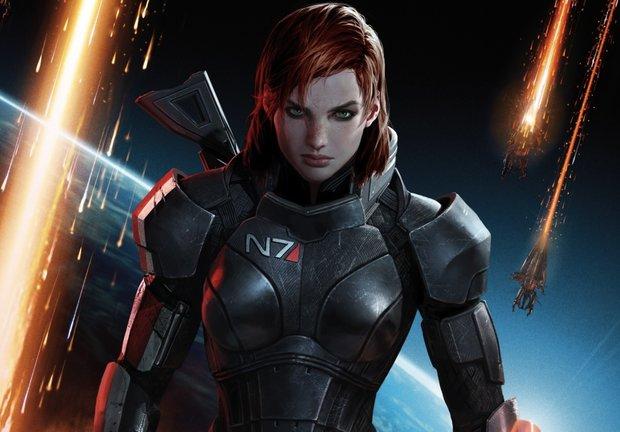 Mass Effect: Händler listet Trilogie für PS4 & Xbox One