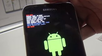 Samsung Galaxy S5: Download-Modus funktioniert, KNOX Warranty Void-Status wie beim Note 3 [MWC 2014]